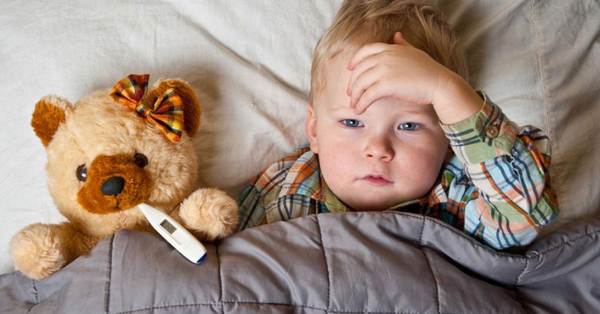 Be Careful in Winter! Common Diseases in Children